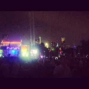 ACL at night