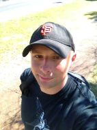 Me being silly - Go Giants!