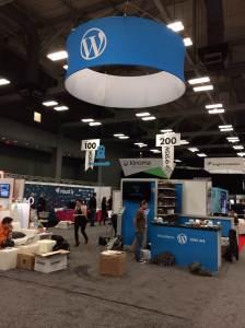 WordPress Booth