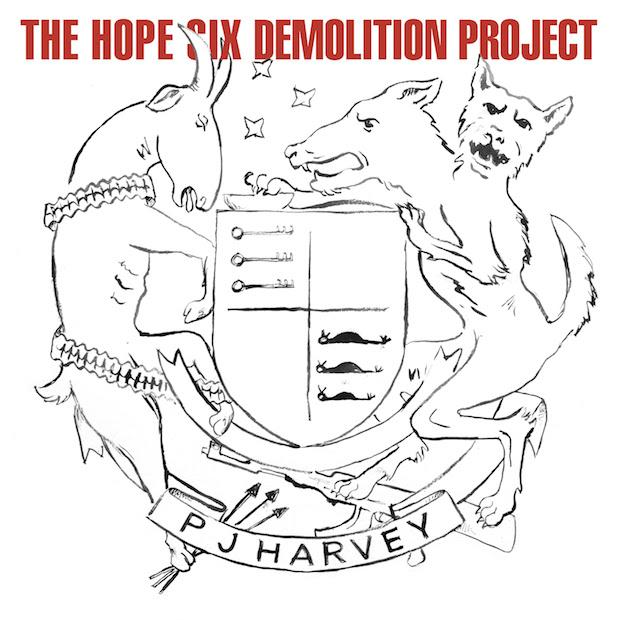 The Hope Six Demolition Project by PJHarvey