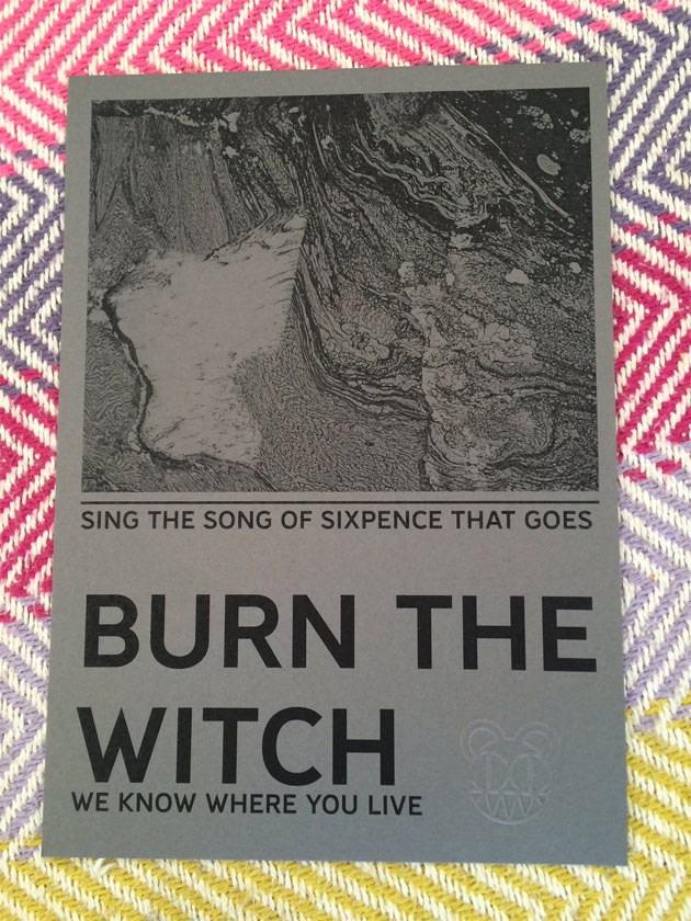 Zomg New Radiohead – Burn theWitch